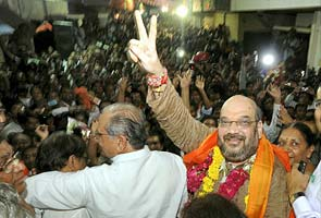 Gujarat elections: Amit Shah to contest from Naranpura