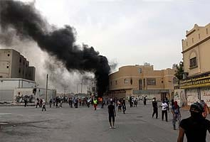 Two killed in bomb blasts in Bahrain