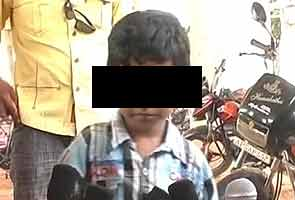 Teacher forces child to drink urine in Andhra Pradesh