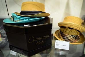 Charlie Chaplin's hat and cane to go under hammer