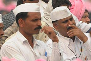 Congress rally: We want rain, not FDI, says farmer