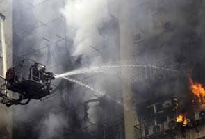 One dead in fire in Delhi high-rise, police file case of negligence