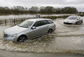 800 homes flooded as Britain soaked by more heavy rain