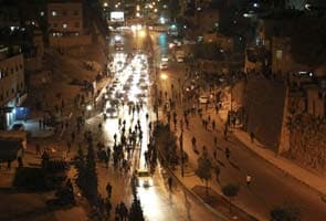 Jordan protesters call for 'downfall of the regime'