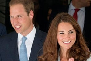 Prince William, Kate Middleton make first trip to city of their titles