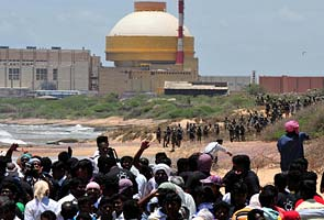 Tamil Nadu to get entire 1000 MW from Kudankulam nuclear plant