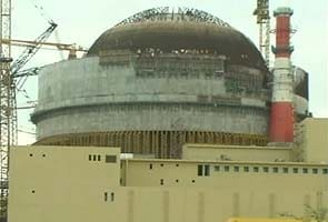 Kudankulam project progresses, reactor vessel sealed