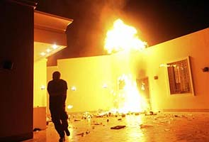 US intelligence committees see film of Benghazi attack