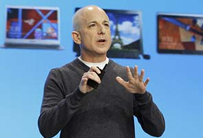 Head of Microsoft's Windows unit, Steven Sinofsky, steps down