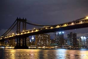 Sandy aftermath: Lights back up in New York, but fuel rationed