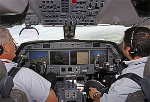 'Half of aircraft pilots fall asleep at the controls'