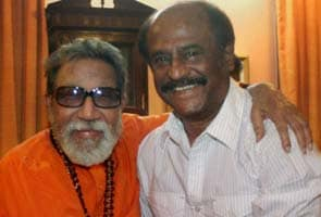 Rajinikanth's note on Bal Thackeray's death
