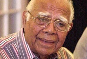 Ram was a 'bad husband', says Ram Jethmalani