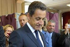 Nicolas Sarkozy's party battles to save itself: Reports