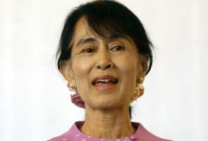 Aung San Suu Kyi to visit Andhra Pradesh village along with Jairam Ramesh