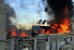 Rebels seize army base in eastern Syria