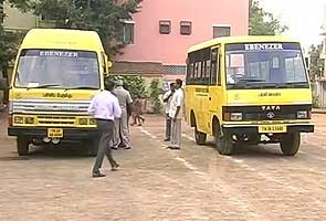School buses on strike across Tamil Nadu to protest new guidelines