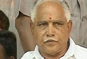 BS Yeddyurappa will resign from the BJP today
