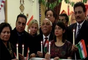 London's NRIs pray, condole and offer to help Amanat's family