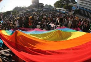 'Queer Pride' parade culminates with march