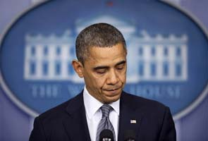 Another school massacre pressures Barack Obama on US gun control