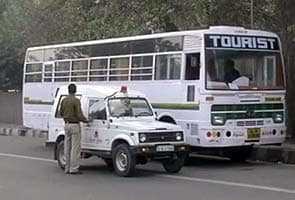 Student who was gang-raped, pushed from bus is in critical condition