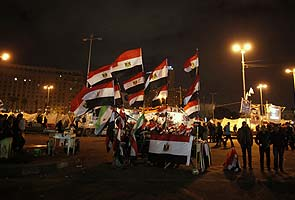 Clashes as Egyptian Islamists stage rally