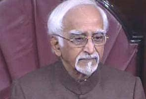 Rajya Sabha Chairman Hamid Ansari forms 3-member panel to discuss shifting the timing of Question Hour
