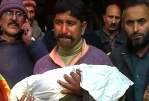 One-year-old dies due to alleged medical negligence in Jammu