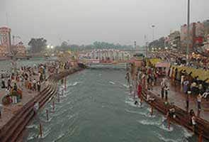 Ganga river to be cleaned up before Maha Kumbh Mela
