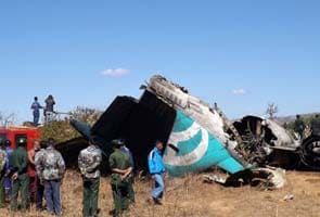 Two dead, 11 hurt in Myanmar plane crash