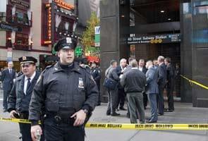 Suspect in New York subway push taken into custody: Police