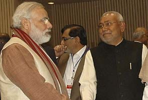 Nitish Kumar's party not swayed by Narendra Modi's win