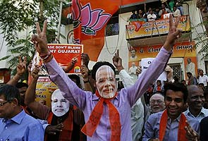 Narendra Modi has grown, taken Gujarat past 2002 riots, says BJP