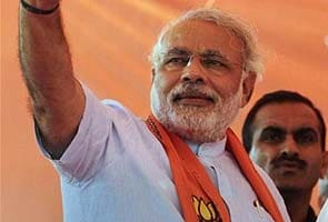 Sonia Gandhi 'spreading lies' against Gujarat government: Narendra Modi