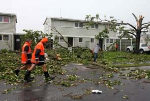 Rare tornado kills three in New Zealand's largest city
