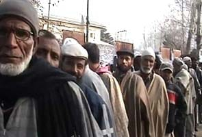 Record turnout in Jammu and Kashmir panchayat polls