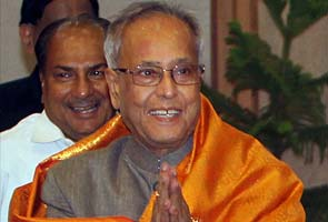 Supreme Court upholds Pranab Mukherjee's election as President