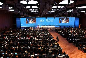 Money in focus as United Nations climate talks enter last day