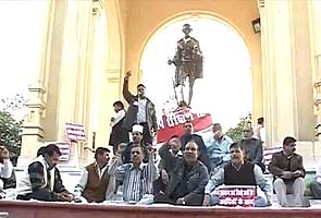 Quota bill: 18 lakh govt employees strike work in Samajwadi Party-ruled Uttar Pradesh