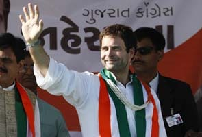 Congress keeps top leaders off election posters in Gujarat