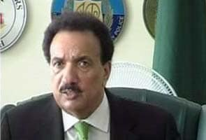 Pakistan's Interior Minister Rehman Malik's visit deferred; may come on December 14