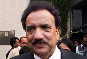 Why was Pak minister Rehman Malik invited to Delhi at all, asks BJP