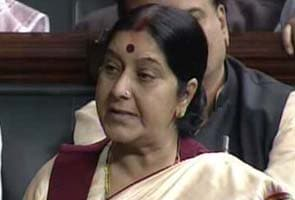 FDI in retail is death knell for small industries: Sushma Swaraj