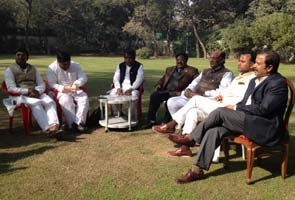 FDI vote: Nine Telangana MPs boycott meeting with Kamal Nath