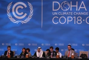 UN climate package passed in Doha
