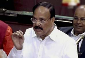 Venkaiah Naidu apologises after woman MP breaks down over his comment
