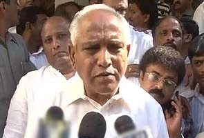 Brand Modi, not the BJP, has won Gujarat: Yeddyurappa