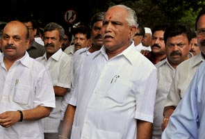 BS Yeddyurappa hosts breakfast for loyalists