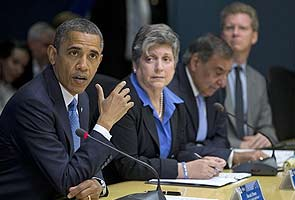 Barack Obama asks Congress for $60 billion in Sandy aid